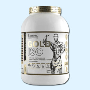 GOLD ISO 2 KG – KIVEN LEVRON - protéine tunisie sobitas
