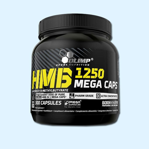 HMB 1250 MEGA 120 CAPS – OLIMP NUTRITION - protéine Sousse SOBITAS protein.tn