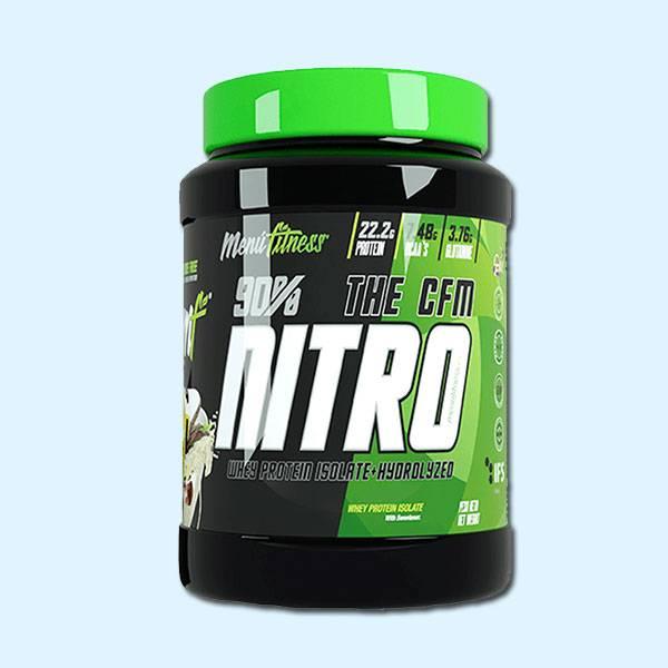 HYDRO WHEY NITRO 2 KG –MENUFITNESS - protéine tunisie sobitas