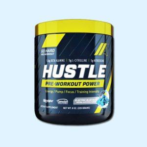 Hustle Pre-Workout 300mg - API - protéine Tunisie SOBITAS protein.tn