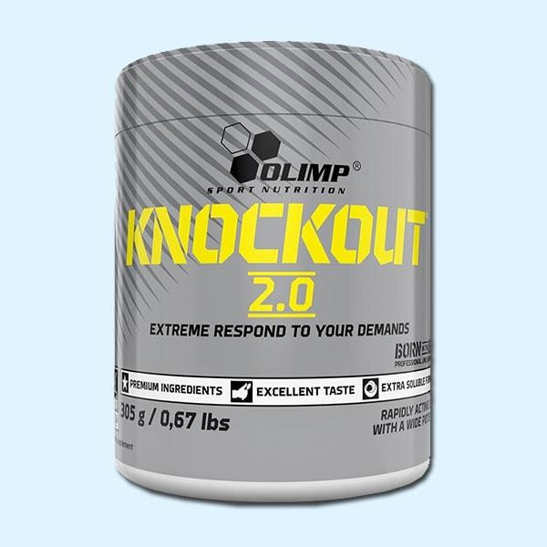 KNOCKOUT 2.0 305 G – OLIMP NUTRITION - protéine Tunisie SOBITAS protein.tn