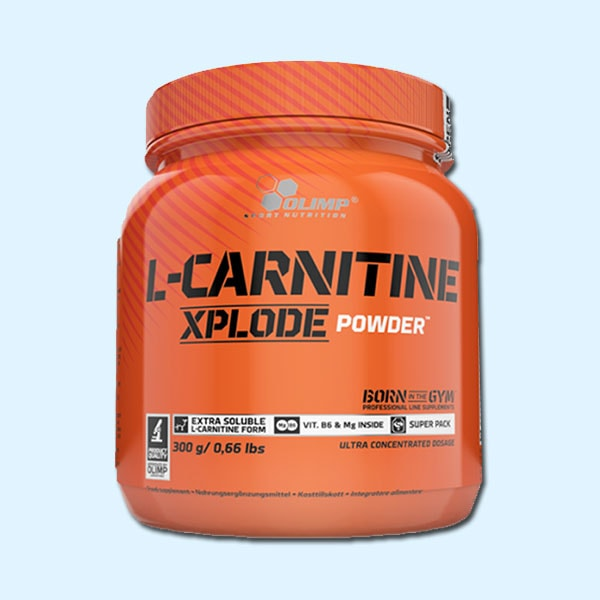 L-CARNITINE XPLODE POWDER 300 G – OLIMP NUTRITION - protéine Tunisie SOBITAS protein.tn