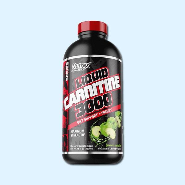L-Carnitine Liquide 3000 480ml - Nutrex - protéine Tunisie SOBITAS protein.tn