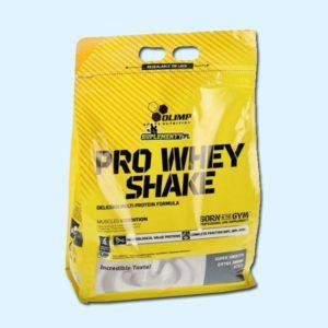 PRO WHEY SHAKE 2,27 kg - OLIMP NUTRITION - protéine Tunisie SOBITAS protein.tn