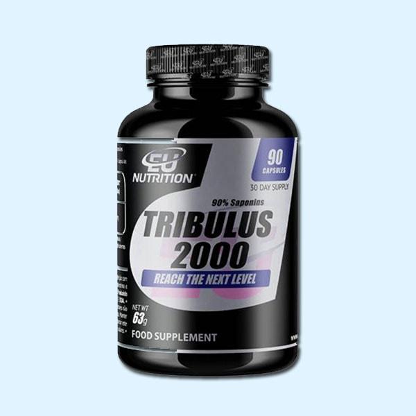 TRIBULUS 2000 90 CAPS – EU NUTRITION - protéine Sousse SOBITAS protein.tn