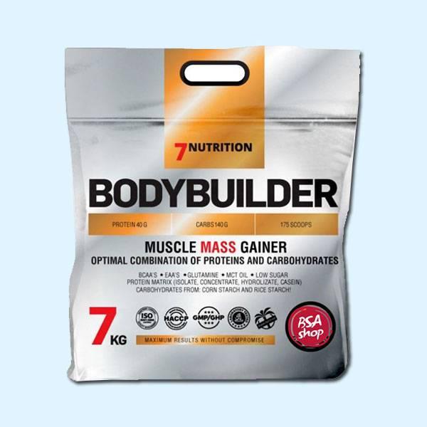 BODYBUILDER 7 KG – 7 NUTRITION - protéine tunisie sobitas