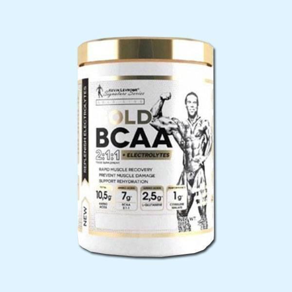 BCAA GOLD 2 - 1.1 375 G – KEVIN LEVRONE - Protéine tunisie SOBITAS protein.tn