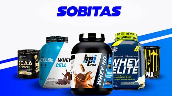 SOBITAS protéine Tunisie - compléments alimentaires pour le confinement