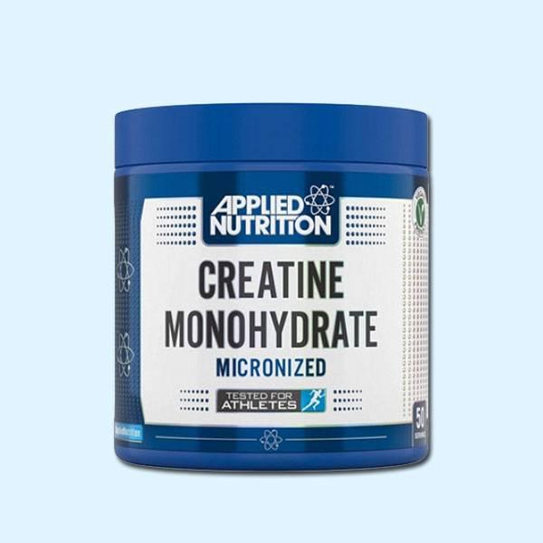 Créatine Monohydrate - APPLIED NUTRITION - Protéine Tunisie Sobitas