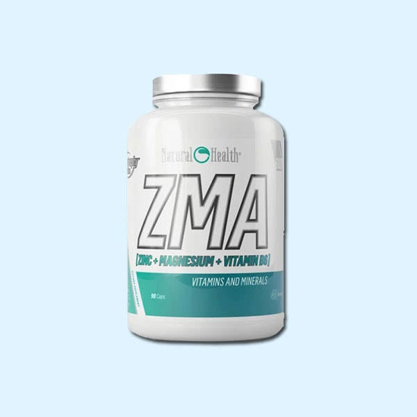 ZMA natural health - proteine Tunisie SOBITAS protein.tn