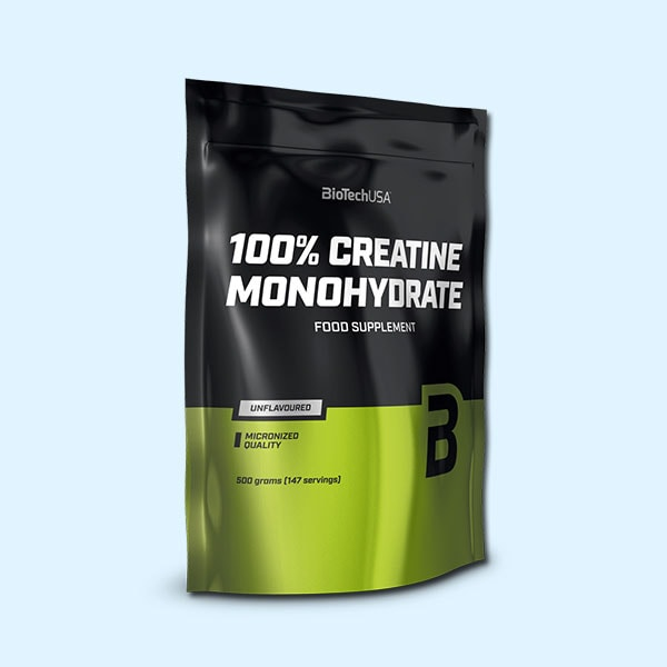 créatine monohydrate 500g biotech usa - protéine Tunisie SOBITAS protein.tn