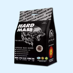 hard mass gainer 7kg - Americain Wolf - protéine Tunisie SOBITAS protein.tn